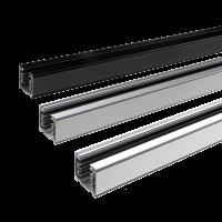 Imperialux Typ Track System 3-Phase Schienen Viereckig