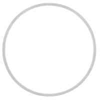 Imperialux FIN  Anbauleuchte Durchmesser 520mm , direkt...