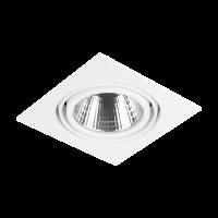 Imperialux Typ Exi Deckeneinbaustrahler eckig 1 Licht