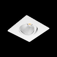 Imperialux Typ Fli Deckeneinbaustrahler Eckig 1 Licht